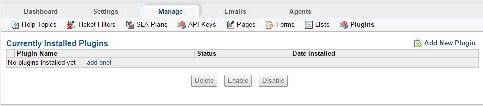 resolved] oauth and Cpanel - osTicket Forum