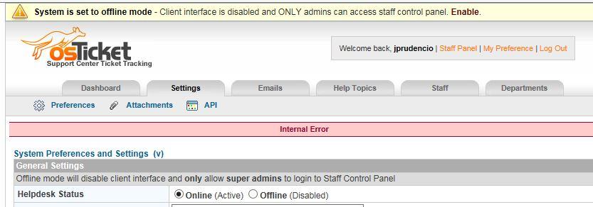 OSTicket Offline.JPG