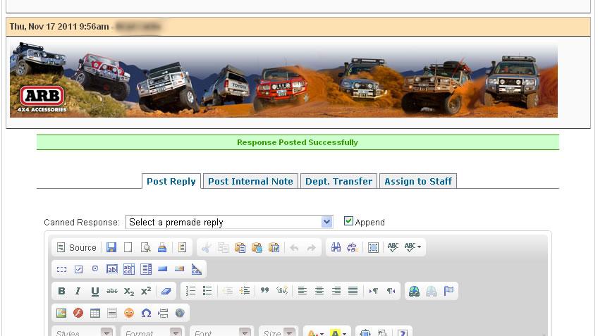 CKEditor File Manager - osTicket Forum
